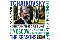 Constantine Orbelian, Moscow Chamber Orchestra - Tschaikowsky:The Seasons [CD]
