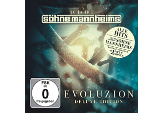 Söhne Mannheims - Evoluzion (Deluxe Edition)-B - (CD + DVD Video)