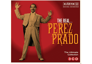 Pérez Prado - The Real...Perez Prado [CD]