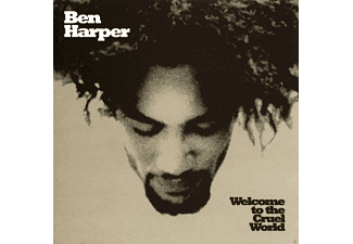 Ben Harper - Welcome To The Cruel World CD