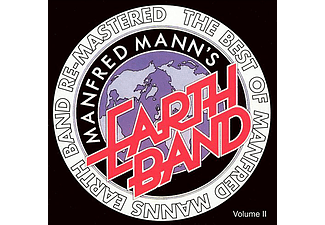 Manfred Mann's Earth Band - The Best of Manfred Mann's Earth Band Vol.2 (CD)