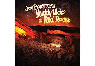 Joe Bonamassa - Muddy Wolf At Red Rocks (CD)