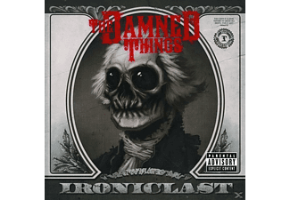 The Damned Things - Ironiclast - (CD)