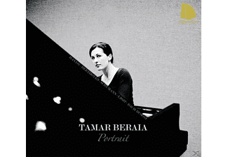 Tamar Beraia - Portrait - (CD)