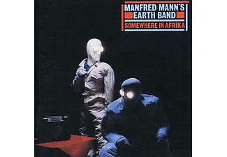 Manfred Mann's Earth Band - Somewhere in Africa (CD)