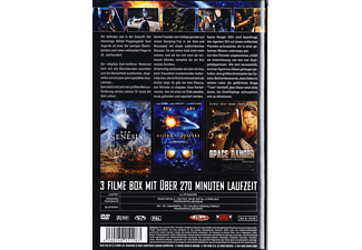 Science Fiction Box - (DVD)