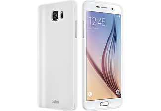 SBS MOBILE Cyrstal cover Galaxy S6 - Transparent