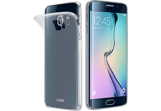SBS MOBILE Aero Cover Galaxy S6 Edge - Transparent