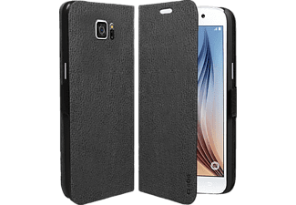 SBS MOBILE Book Case Galaxy S6 - Svart