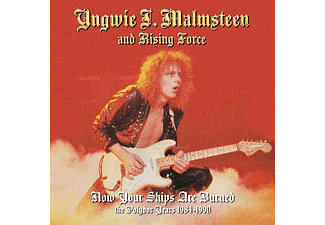 Yngwie Malmsteen - Now Your Ships are Burned - The Polydor Years 1984-1990 (CD)