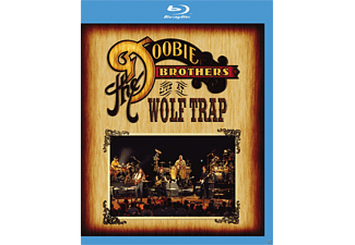The Doobie Brothers - Live At Wolf Trap - (Blu-ray)