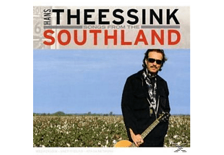 Theessink Hans - SONGS FROM THE SOUTHLAND - (CD)