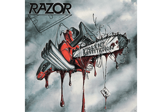 Razor - Violent Restitution (Deluxe Cd Reissue) [CD]