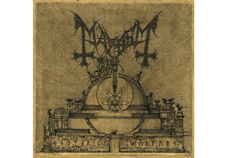 Mayhem - Esoteric Warfare (Double Vinyl Gatefold, Black) - (Vinyl)
