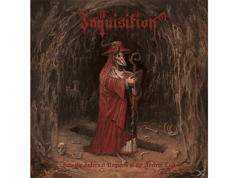 Inquisition - Into The Infernal Regions Of The Ancient Cult (Dou [Vinyl]