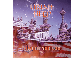 Uriah Heep - Live In The Usa - (CD)