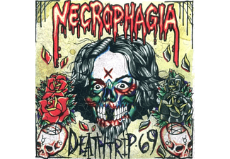 Necrophagia - Deathtrip 69 - (CD)