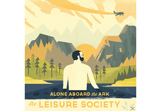 Leisure Society - Alone Aboard The Ark - (Vinyl)