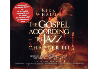 Kirk Whalum - Gospel According To Jazz Chapt.III - (CD)