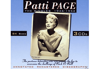 Patti Page - The Singles 1946-1952 - (CD)