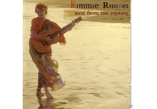 Kimmie Rhodes - Rich From The Journey - (CD)
