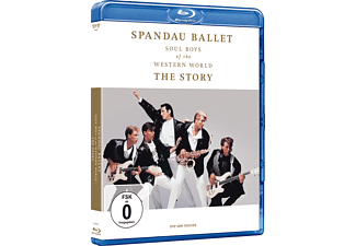 Spandau Ballet - Soul Boys of the Western World - The Story - (Blu-ray)