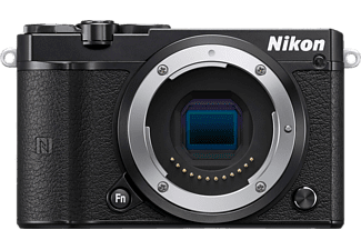 NIKON 1 J5 Body Systemkamera 20.8 Megapixel  , 7.5 cm Display  , WLAN