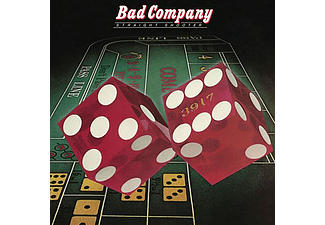 Bad Company - Straight Shooter - 2015 Remastered (CD)