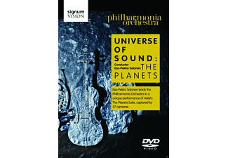The Philharmonia Orchestra - Universe Of Sound: The Planets - (DVD)
