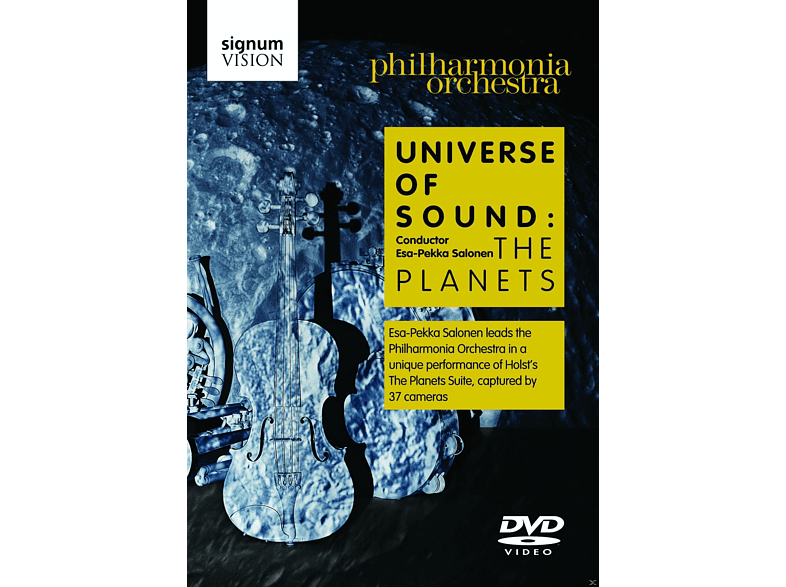 The Philharmonia Orchestra - Universe Of Sound: The Planets [DVD]
