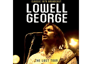 Lowell George - The Last Tour - (CD)