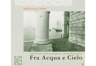 Altrieth, Ralf / Baldo, Davide - Fra Acqua E Cielo - (CD)
