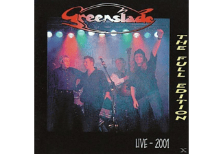 Greenslade - The Full Edition-Live 2001 - (CD)