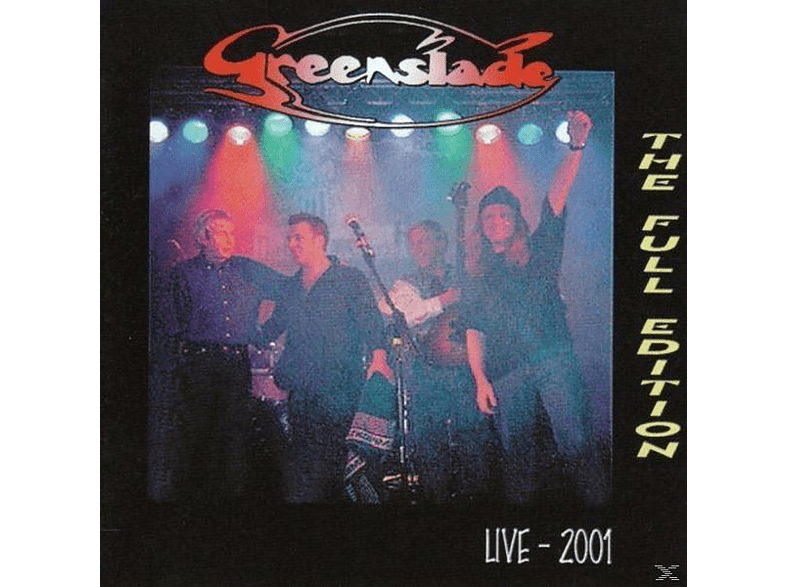 Greenslade - The Full Edition-Live 2001 [CD]