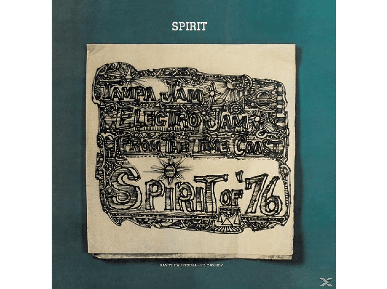 Spirit - Spirit Of 76 [CD]