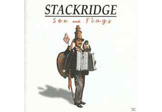 Stackridge - Sex And Flags - (CD)