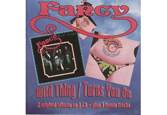 Fancy - Wild Thing/Turns You On - (CD)