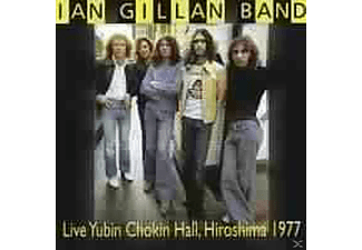 Ian Band Gillan - Live In Hiroshima 1977 - (CD)