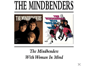 The Mindbenders - The Mindbenders/With Woman In Mind [CD]