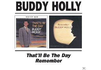 Buddy Holly - That'll Be The Day/Remember - (CD)
