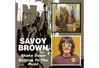 Savoy Brown - Shake Down/Getting To The Point - (CD)