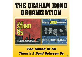 Graham  Organisatio Bond, Graham Bond - Sound Of '65/There's A Bond Between Us - (CD)