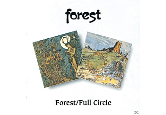 Forest - Forest/Full Circle - (CD)