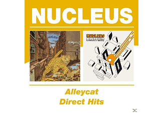 Nucleus, Ian Nucleus Carr - Alleycat/Inflagrante - (CD)