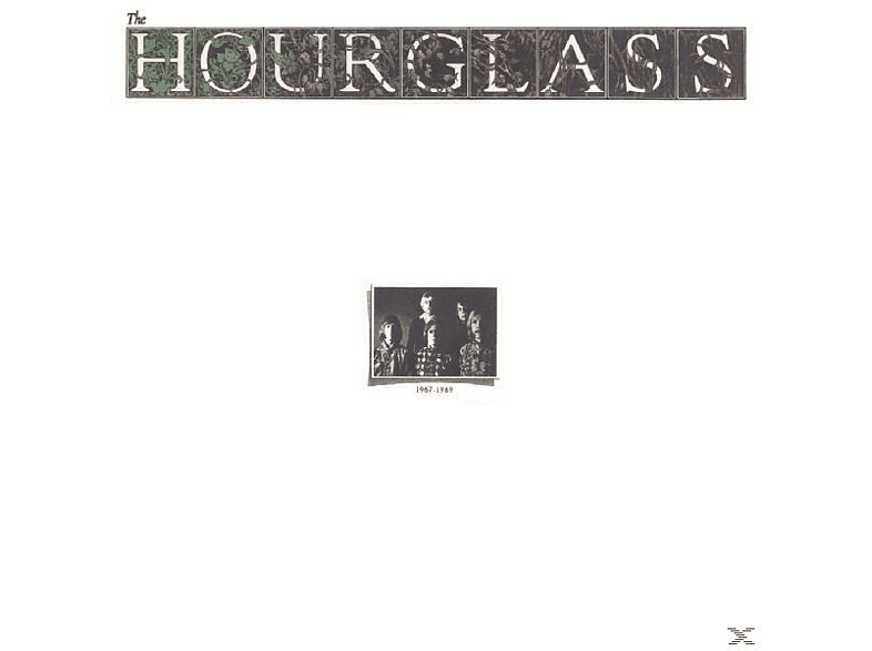 Hour Glass - The Hour Glass [CD]