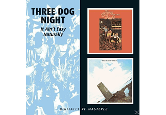 Three Dog Night - It Ain T Easy/Naturally - (CD)