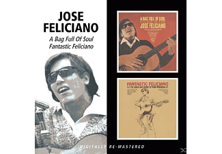 José Feliciano - A Bag Full Of Soul / Fantastic Feliciano [CD]