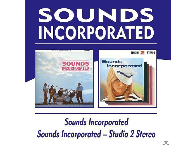 Sounds Incorporated - Sounds Incorporated/Sounds Incorporated [CD]