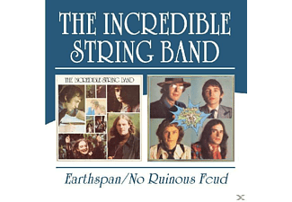 The Incredible String Band - Earthspan/No Ruinous Feud [CD]