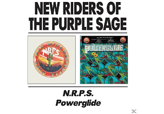 New Riders Of The Purple - N.R.P.S.& Powerglide - (CD)
